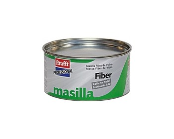 Masilla krafft fiber fibra vidrio 1400gr 14465