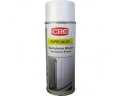 Spray crc radiador blanco deco 400ml