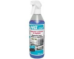 Limpiador cristales y espejo spray 500mlhg