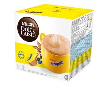 Capsula cafe dolce gusto nesquik