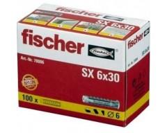 Fischer taco de expansión sx 10 x 50
