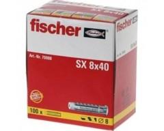 Fischer taco de expansión sx 5 x 25