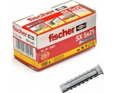Fischer taco de expansión sx 12 x 60