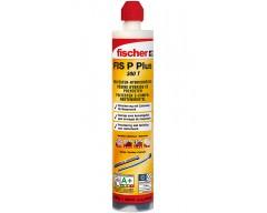 Fischer anclaje químico fis p plus 300 t