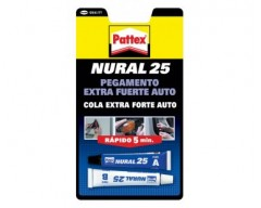 Adhesivo pattex nural 25 22ml transparente