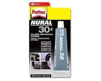 Adhesivo pattex nural 30 110gr aluminio