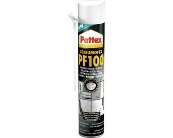 Espuma poliuretano pattex manual pf100 750ml