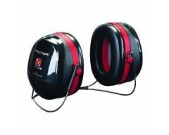 Protector auditivo 3m optime iii rojo h540b-412-sv