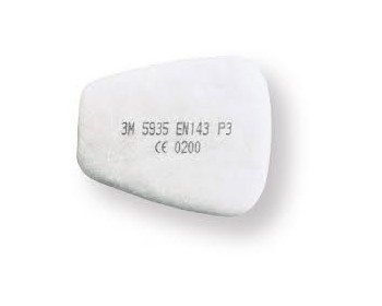 Filtro 3m 5935 unidad