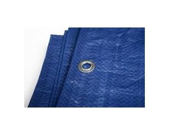 Lona toldo azul para usos varios 5x8mt hepoluz 83006