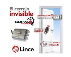 Cerradura invisible supratornik lince 4940-tk + 3 mandos