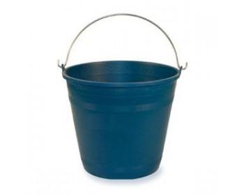 Cubo agua plastico recuperado 08l