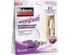 Absorbente humedad minifresh lavanda rubson