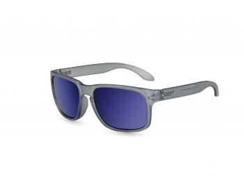 Gafas sol rocky gris lente azul