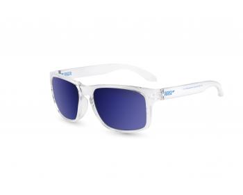 Gafas sol rocky transparente lente  azul