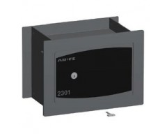 Caja fuerte arfe 2301-1 llave 200x300x250