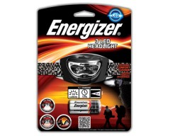 Linterna frontal led garza  headlight 3 led 3aaa