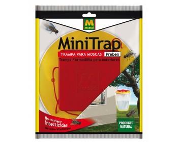 Trampa moscas masso minitrap 231081