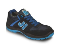 Zapato hayber style s1psrc azul marino
