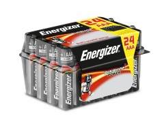 Pila energizer max lr03 aaa value 24uds