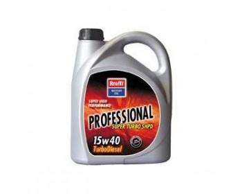 Aceite krafft motor profesional turbo diesel 15w40 5lt