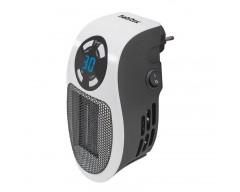 Calefactor de enchufe pequeño cerámico habitex hq349 450w