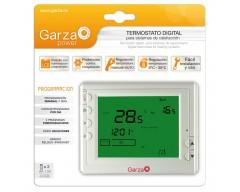 Cronotermostato digital garza ref. 400606