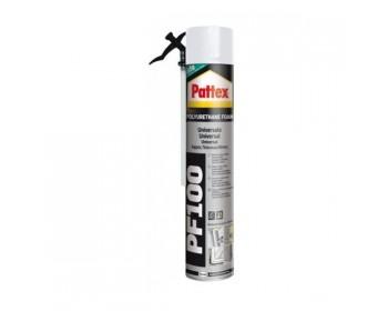 Espuma poliuretano pattex  pistola pf100