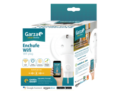 Enchufe garza smart wifi 16a