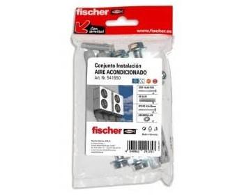 Conjunto instalacion aire acondicionado fischer 541650