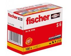 Fischer taco de expansión s 6