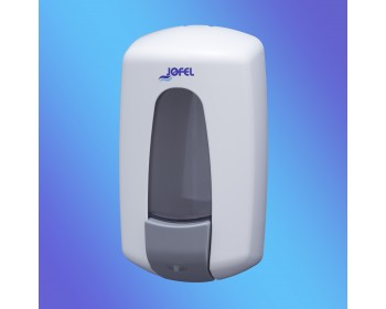 Dosificador jabon aitana blanco ac70000