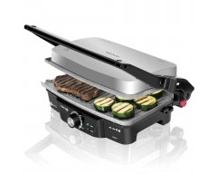 Parrilla electrica rock´n grill 1500w
