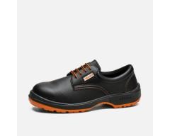 Zapato seguridad robusta modelo castaño