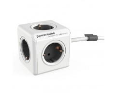 Powercube original 5 tomas cable 1,5 m g