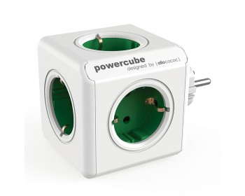 Powercube original 5 tomas corriente ver