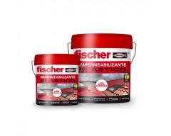 Fischer impermeabilizante elástico 4l blanco