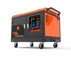 Generador gasolina  genergy guardian s6-sol