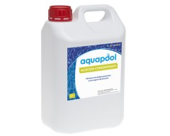 Algicida concentrado aquapool garrafa 5lt