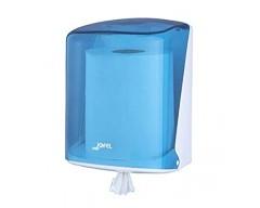 Dispensador papel mecha azul fume jofel